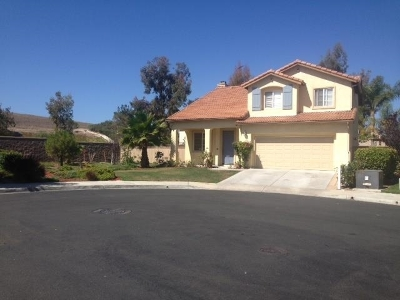 Chula Vista Single Family Home For Sale: 1152 Quinto Creek