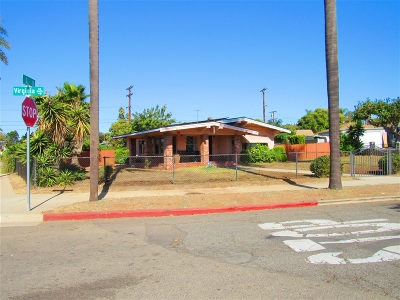 Single Family Home For Sale: 2615 L Ave