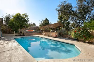 Chula Vista Single Family Home For Sale: 614 Melrose Ave