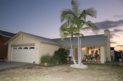 San Diego Single Family Home For Sale: 1514 Arliss Ct.
