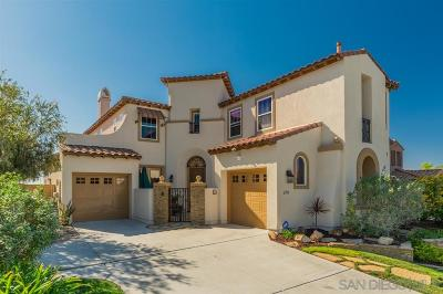 Chula Vista Single Family Home For Sale: 2780 Rambling Vista Rd