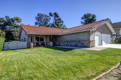 Solana Beach Single Family Home For Sale: 742 Santa Rufina Dr