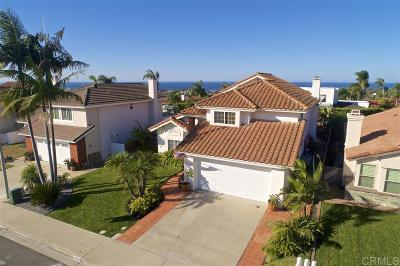Carlsbad Single Family Home For Sale: 4643 Telescope Ave