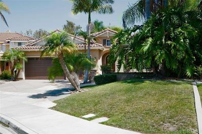 Single Family Home Pending: 8056 Corte Sasafras