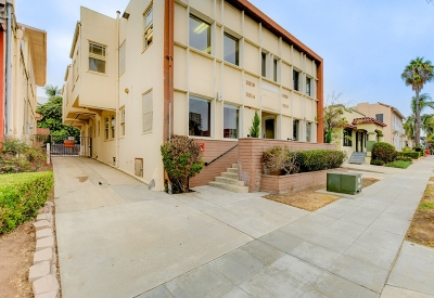 Banker's Hill Multi Family 2-4 For Sale: 3314 4th Avenue (-16-18-20)
