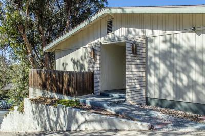 Bonita Single Family Home For Sale: 209 Camino Elevado