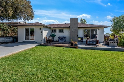 Chula Vista Single Family Home For Sale: 57 E L St