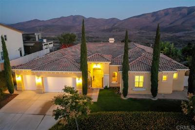 Chula Vista Single Family Home For Sale: 629 Via Porlezza