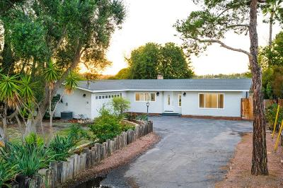 Escondido Single Family Home For Sale: 2105 Miller Ave
