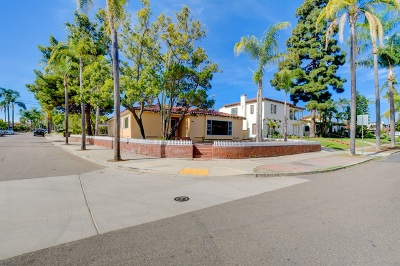 San Diego Single Family Home For Sale: 5150 Marlborough Dr