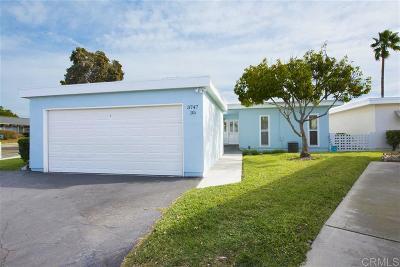 Oceana Single Family Home Contingent: 3747 Vista Campana S #35