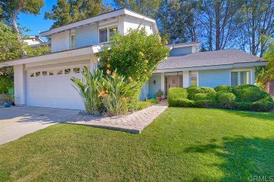 Oceanside Single Family Home For Sale: 3586 Ridge Road