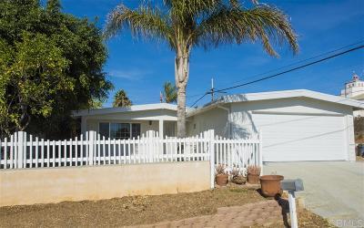 Oceanside Single Family Home For Sale: 2144 Willow