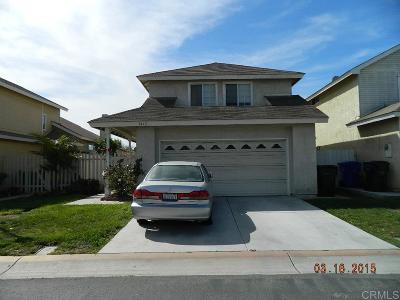 San Diego Single Family Home For Sale: 1432 Switzerland