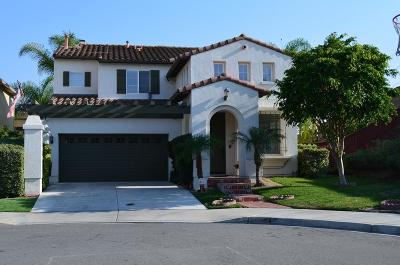 Chula Vista Single Family Home For Sale: 1775 Quiet Trail Dr