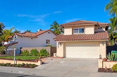 Oceanside Single Family Home For Sale: 1740 Avenida Segovia