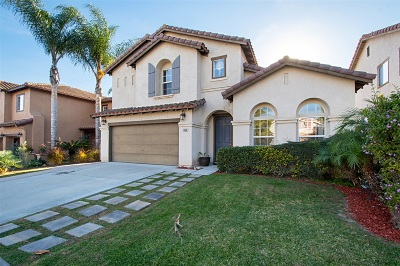 Chula Vista Single Family Home For Sale: 1368 Indian Creek