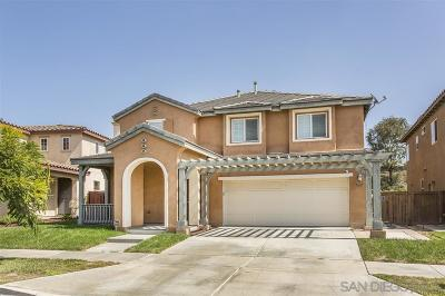 Chula Vista Single Family Home For Sale: 1661 Brezar St
