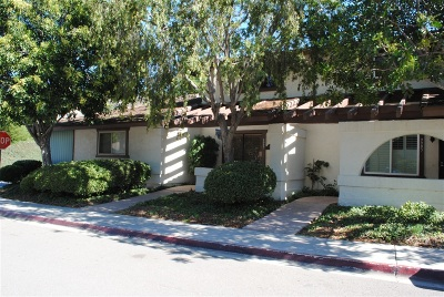 San Diego CA Townhouse For Sale: $429,000