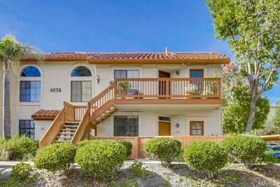 Attached For Sale: 4039 Carmel View Rd #109