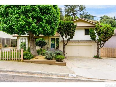 San Diego Single Family Home For Sale: 4865 Kane St