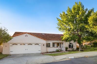Escondido CA Single Family Home For Sale: $569,900