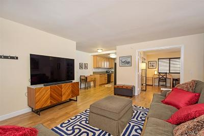 San Diego Attached For Sale: 4485 Alabama St #4