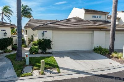 Carlsbad Townhouse For Sale: 4817 Courageous Lane