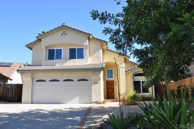 San Diego Single Family Home For Sale: 12981 Pipilo Ct.