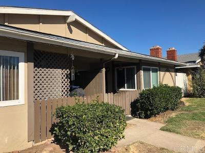 Multi Family 2-4 For Sale: W Madison
