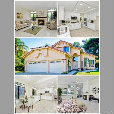 Escondido CA Single Family Home For Sale: $639,000