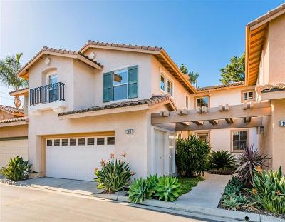 Carlsbad CA Townhouse For Sale: $659,000