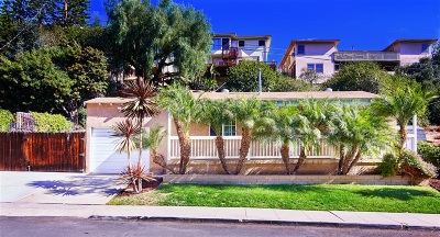 San Diego CA Single Family Home For Sale: $500,000