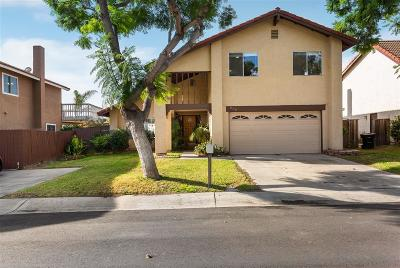 Chula Vista Single Family Home For Sale: 650 Point Medanas Ct
