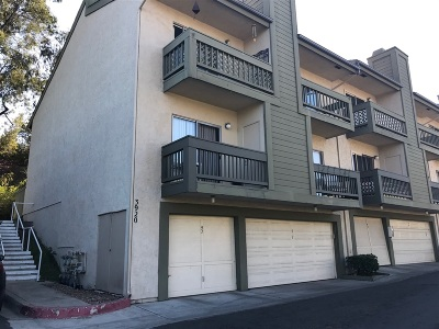 San Diego CA Townhouse For Sale: $299,900