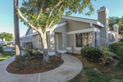Oceanside Townhouse For Sale: 323 Riverview Way
