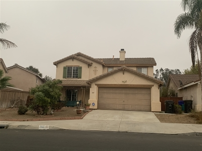 San Ysidro Single Family Home Contingent: 3101 Anella Rd.