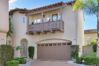 Carlsbad CA Single Family Home For Sale: $979,000