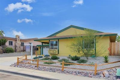 Santee Single Family Home For Sale: 8501 Devos Drive