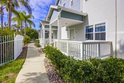 San Diego CA Townhouse For Sale: $504,999