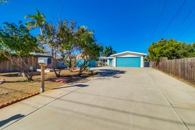 Ocean Beach CA Single Family Home For Sale: $949,999