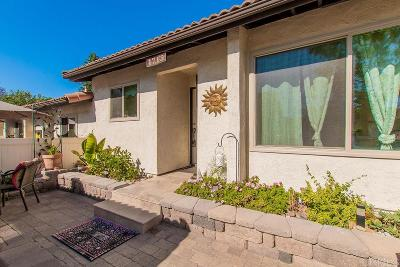 Encinitas CA Attached For Sale: $535,000