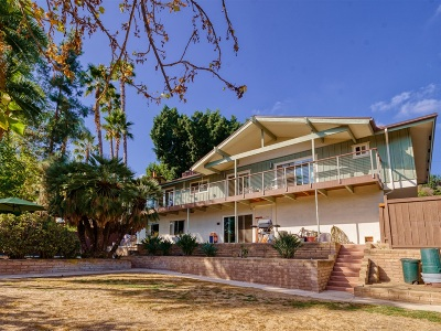La Mesa Single Family Home For Sale: 4320 Mayapan Drive