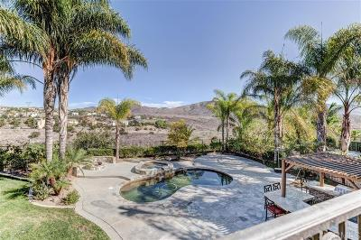 Chula Vista Single Family Home For Sale: 2933 Babbling Brook Rd.