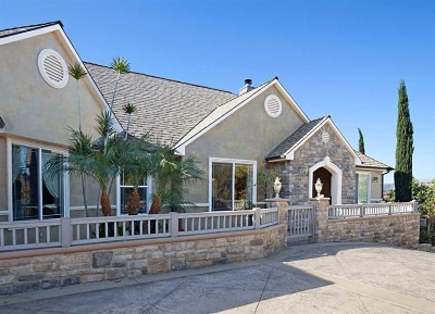 Murrieta, Temecula Single Family Home For Sale: 23400 La Vella