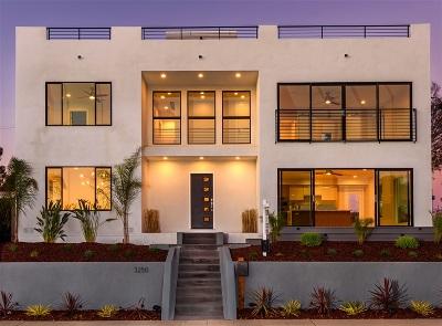 South Park, Golden Hill Single Family Home For Sale: 3250 Grape Street