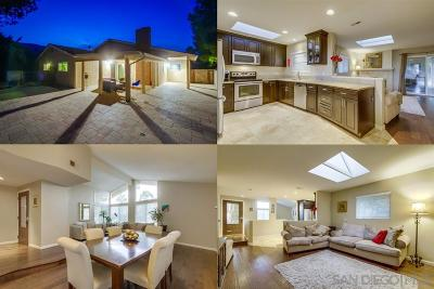 Single Family Home For Sale: 17341 Libertad Dr