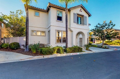 Carlsbad Single Family Home For Sale: 1685 Robin Pl