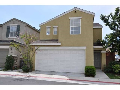 San Diego Single Family Home For Sale: 2739 Creekside Village Sq