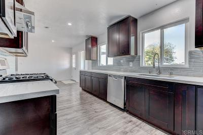 San Diego Single Family Home For Sale: 2212 Ridge View Dr